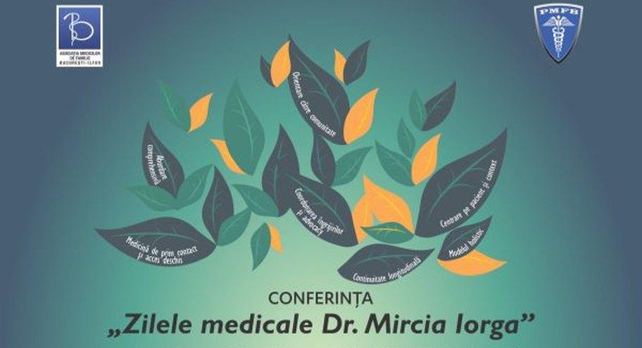 "Inscrieri la conferinta ""Zilele Medicale Dr. Mircia Iorga"" – 13-15 decembrie 2019"
