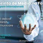 Conferința de Medicina Familiei – 24-27 martie 2021
