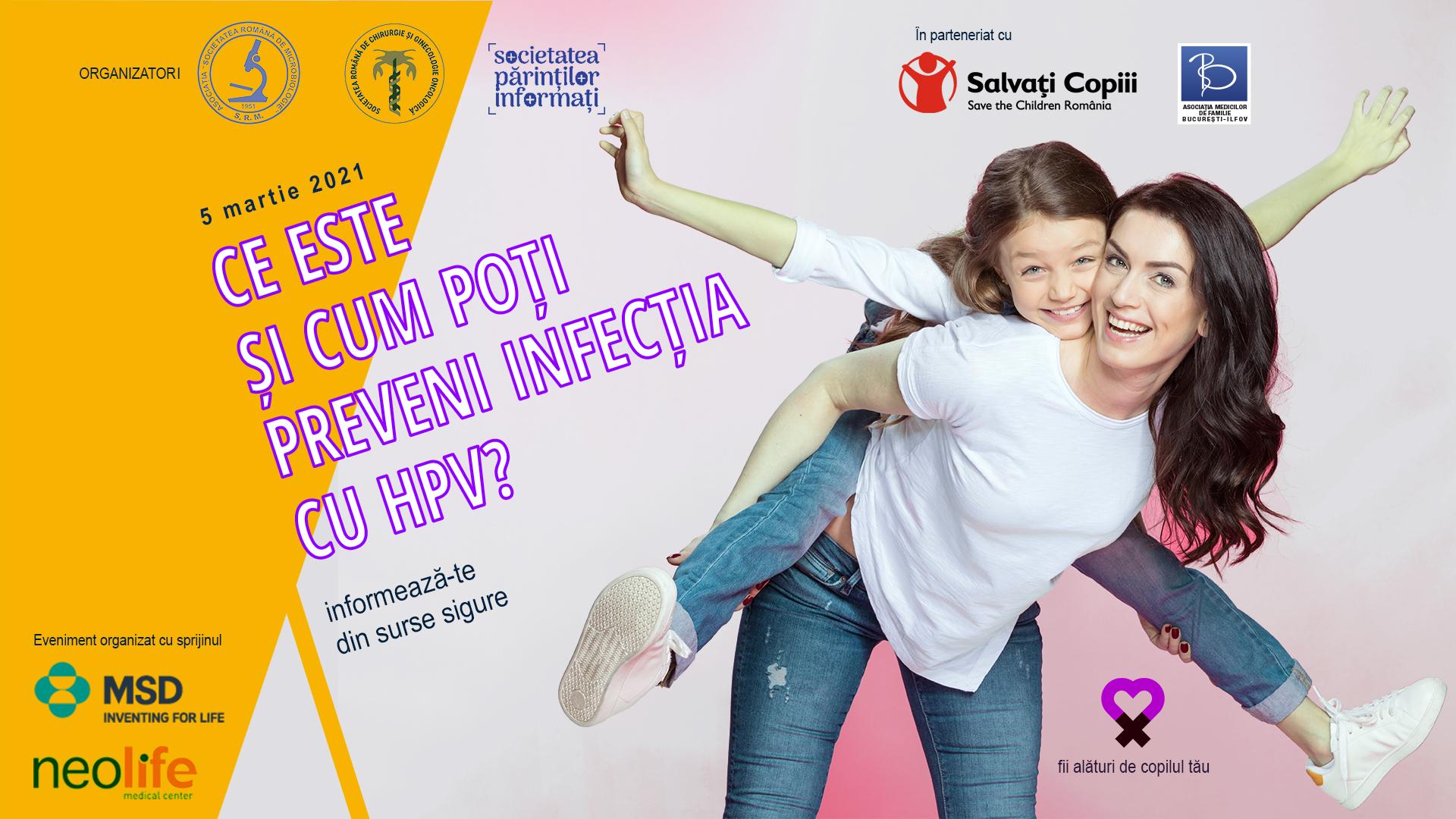 Ce este și cum poți preveni infecția cu HPV?