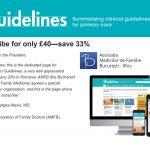 Lansare acces preferențial GUIDELINES ONLINE